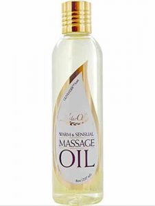 NaturOli Warm & Sensual Massage Oil - Made in the USA!
