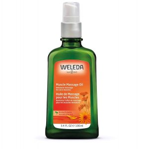 Weleda Muscle Warming Massage Oil (Pack of 1)
