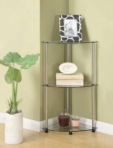 Convenience Concepts Designs2Go Classic Corner Shelf