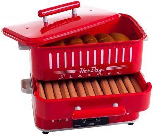 CuiZen ST-1412 Hotdogs Steamer