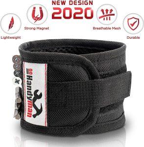 Go Handyman Magnetic Wristband