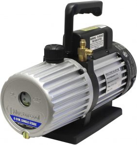 MASTERCOOL 90066-B Single Stage 6 CFM Vacuum Pump