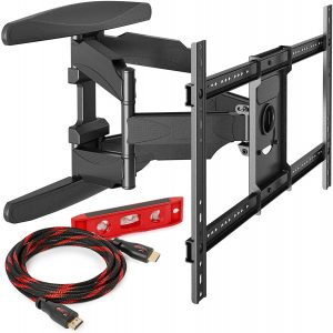 Mount Factory Full Motion TV Wall Mount5
