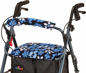 NOVA Rollator Walker Seat and Backrest