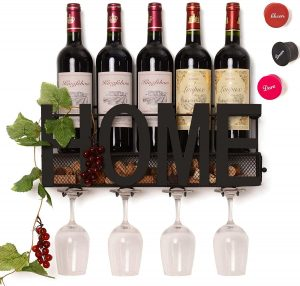 SODUKU Wine Bottle Holding Rack