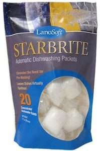 StarBrite Automatic Dishwashing Packets