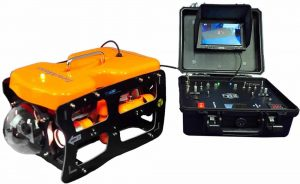 ThorRobotics Trenchrover110 ROV Underwater Drone Camera