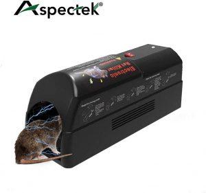 ASPECTEK Electric Rat Trap Rodent Killer