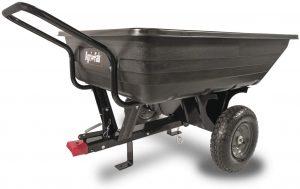 Agri-Fab 45-0345 Convertible Push Cart