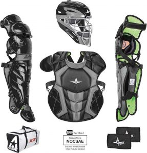 All-Star Inter SYSTEM7 AXIS PRO Catchers Set 17H