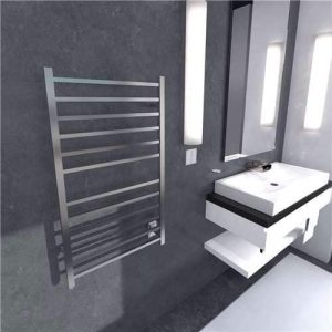Amba RWH-CB Hardwired Curved Towel Warmer