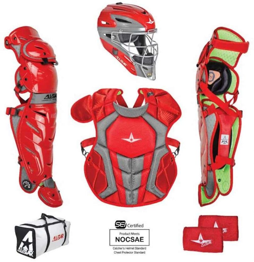 Catchers Equipment