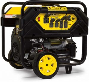 Champion 12,000-Watt Portable Generator