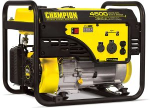 Champion 3650-Watt RV Ready Portable Generator