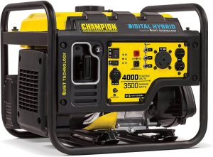 Champion 4000-Watt RV Ready DH Series Portable Generator