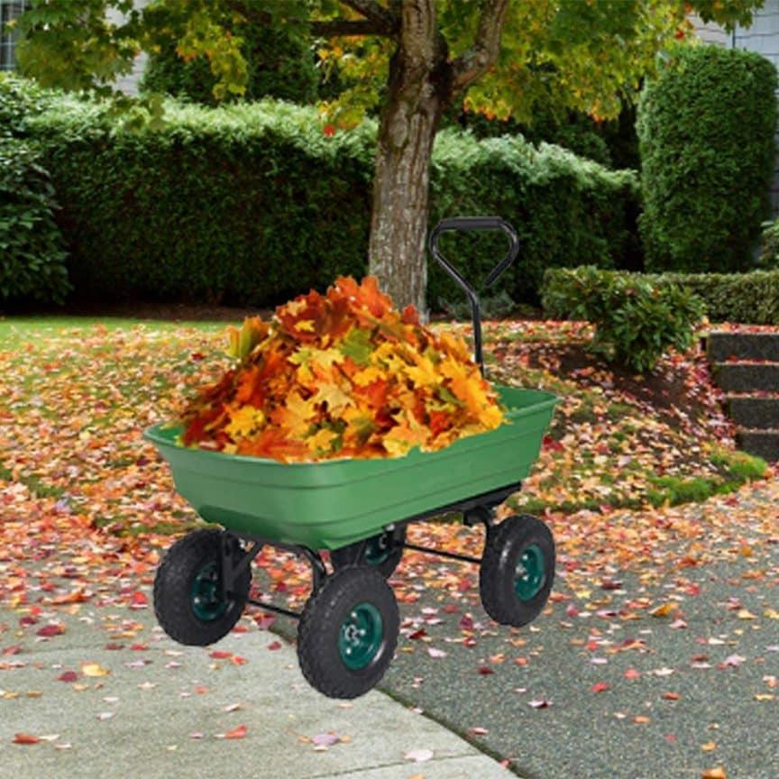 Garden Dump Cart