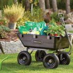 Garden Dump Carts