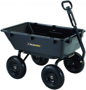 Gorilla Cart GOR6PS Dumb Cart