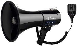 MyMealivos Megaphone Speaker