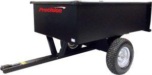 Precision product LC500B trailer dump cart