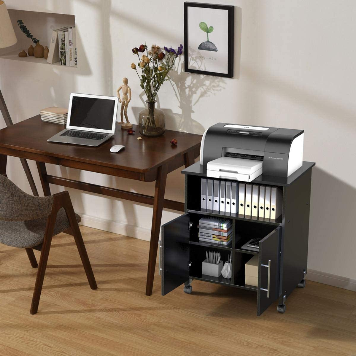 Top 10 Best Printer Stands with Storages in 2020 Reviews | Buyer's Guide