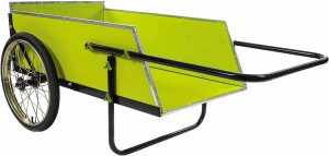 Sun Joe SJGC7 garden and utility cart