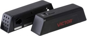 Victor M250S Upgraded Indoor Electronic Mouse Trap
