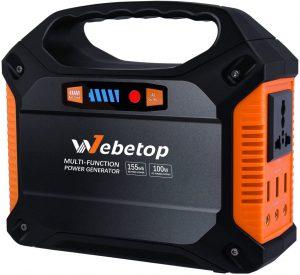 Webetop Portable Generator