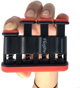 Classichoice FlexiPro Adjustable Finger Hand Exerciser