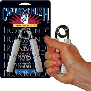 IronMind Captains of Crush Hand Gripper Exerciser