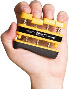 PROHANDS Gripmaster Hand Exerciser