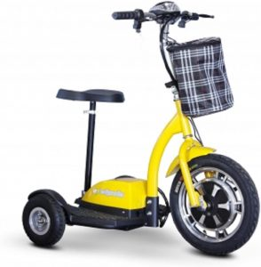 eWheels Stand or Ride Scooter