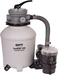 AME SandPRO 50D Series, Complete 0.5HP Replacement Pool Sand Filter