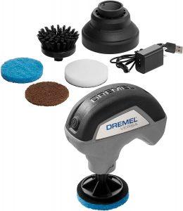 Dremel Versa Grout Brush Automatic Bathroom & Bathtub Cleaner