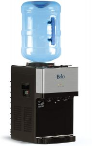 Brio Limited Edition Top Loading Countertop Water Cooler Dispenser