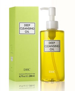 DHC Deep Cleansing Oil, 6.7 fl. oz & Deep Cleansing Oil Travel Size, 1-fl. oz.