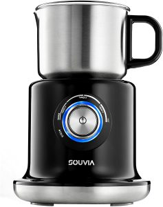 Souvia Automatic Milk Frother and Steamer Machine