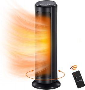 Space Heater for Indoor - 1500W