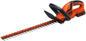 BLACK+DECKER LHT2220 Cordless Hedge Trimmer (22-Inch)