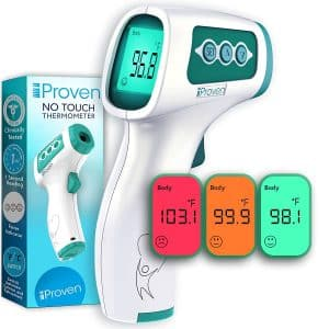 Infrared Thermometer for Adults, Kids and Babies