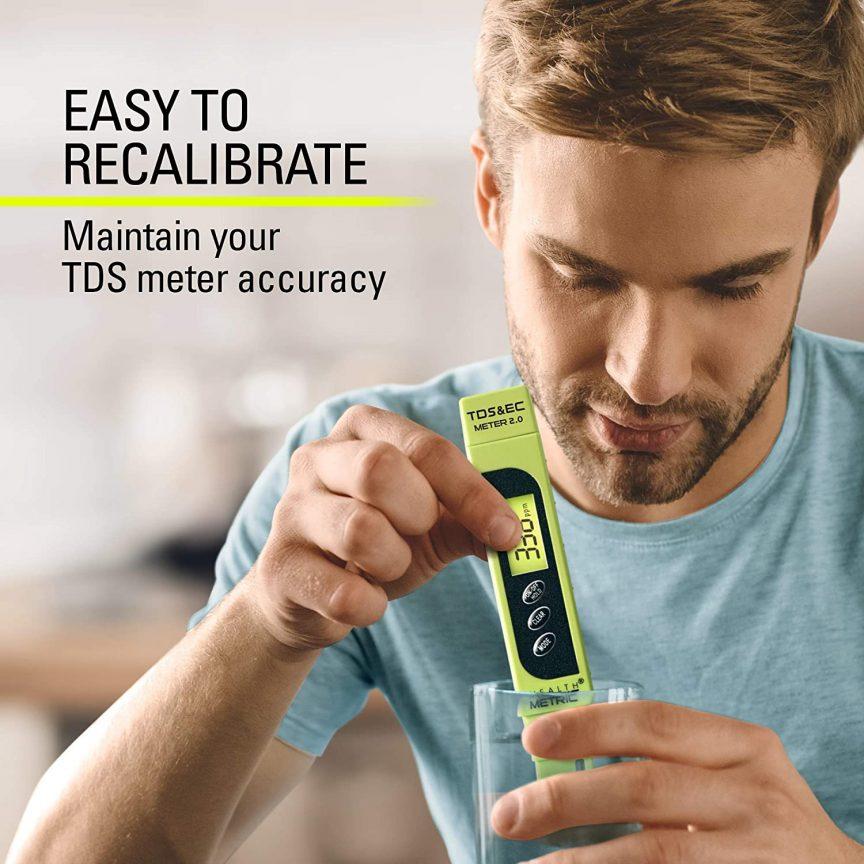 Meter Digital Water Tester