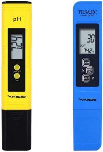 VIVOSUN PH Meter Digital PH Water Tester