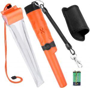 Kuman Pin pointer Water Resistant Metal Detectors