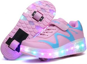 Nsasy Roller Shoes for Girls and Boys