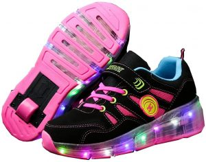 Ufatansy Girls' Roller Shoes