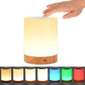 Night Light, UNIFUN Touch Lamp