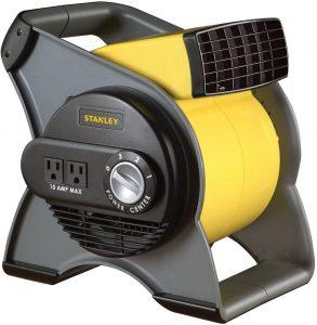 STANLEY 655704 Pivoting Blower High-Velocity Blower Fan