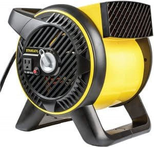 STANLEY ST-310A-120 12 inches Air Blower, Yellow