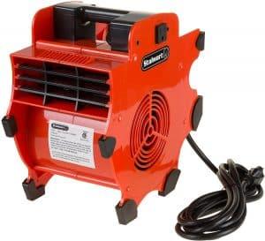 Stalwart Adjustable Portable 3 Speed Industrial Fan Blower Carpet Dryer